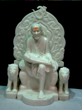 Marble Sai Baba Statue In Patna