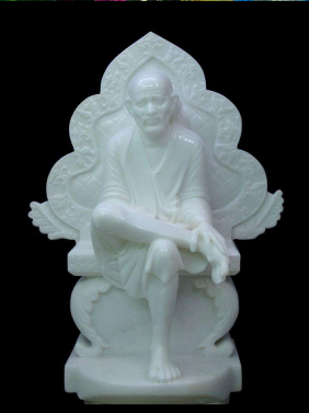 White Marble Shirdi Sai Nath In Rajkot