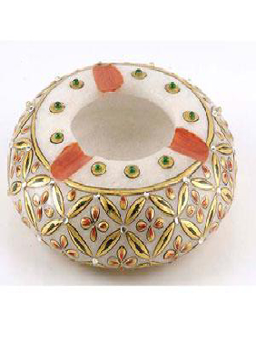 Marble Ash Tray (1) In Aligarh