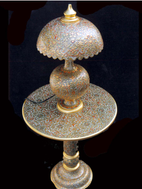 Marble Table And Lamp In Maharashtra