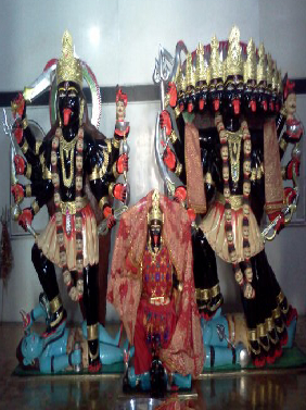 Marble Ma Kali Statue In Thane