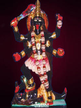 Mata Bhairavi In Thane
